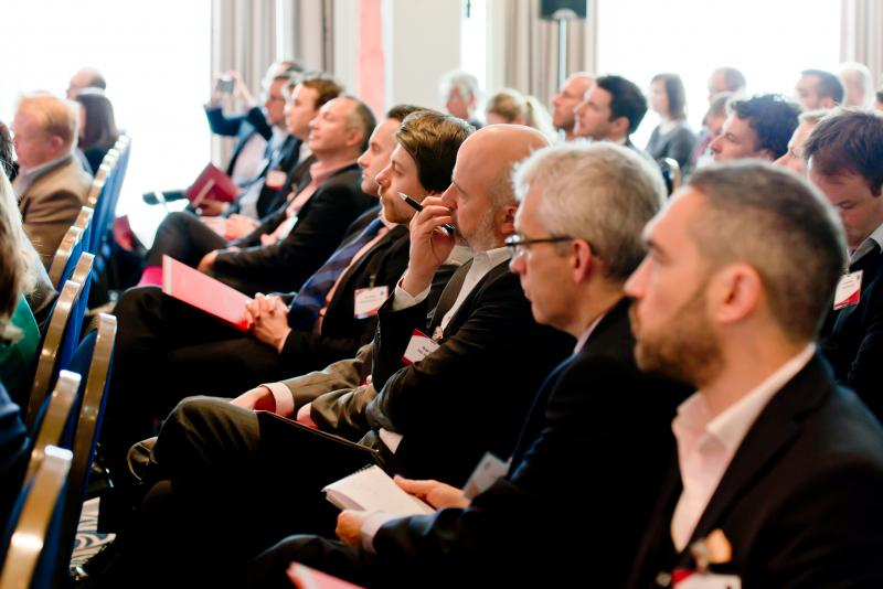 Retail Event - April 2015 - Audience